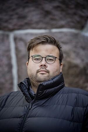 HAR KONTAKT MED POLITIET: Jørgen Foss. Foto: Jørn H. Moen