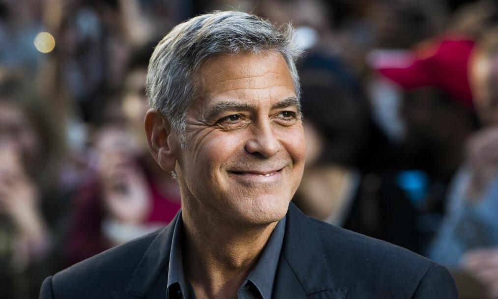 <strong>STORT NAVN:</strong> Oscar-belønte George Clooney har vært blant Hollywoods mest kjente skuespillere i en årrekke. Nå vil han ikke lenger prioritere skuespill. FOTO: NTB Scanipx