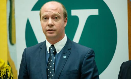 Ketil Kjenseth (V) mener debatten om Acer kom helt ut av proporsjoner. Foto: Audun Braastad / NTB scanpix