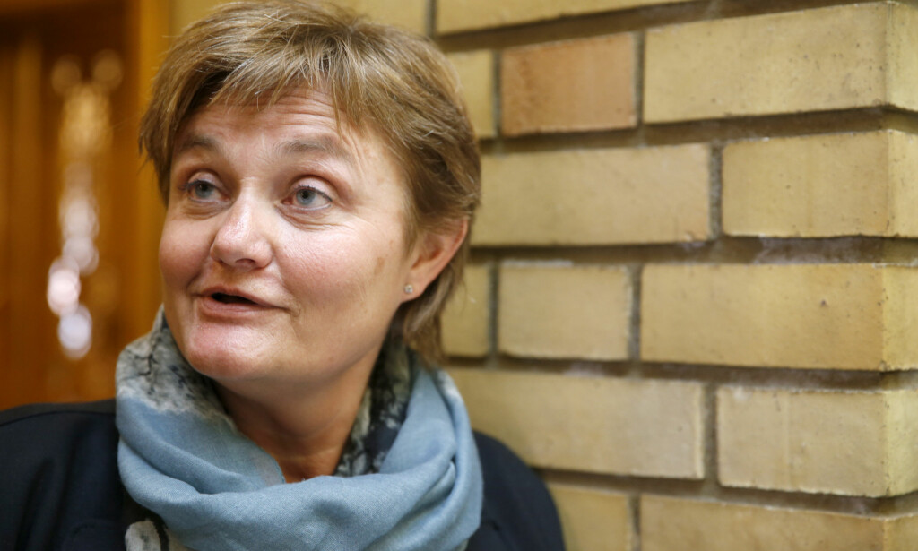 TAR OVER FOR GISKE: Rigmor Aasrud blir ny finanspolitisk talsperson i Ap. Foto: Terje Pedersen / NTB scanpix