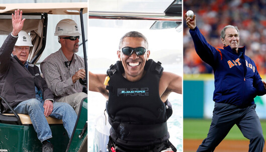 Presidentenes liv etter Det hvite hus: - Flyttet hjem til milliongjeld og gjengrodd eiendom