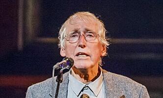 VISESANGER: Alf Cranner har vært i musikkbransjen i mer enn 50 år. Foto: NTB scanpix