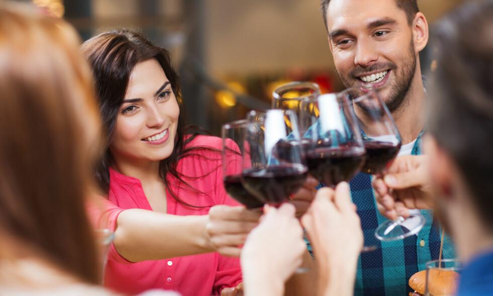 GOD PRIS: Rødvinen Chakana Maipe Malbec 2016, produsert i Mendoza, Argentina, er en druetypisk vin til en meget god pris og får toppscore av Dagbladets vinanmelder. Foto: Shutterstock / NTB Scanpix