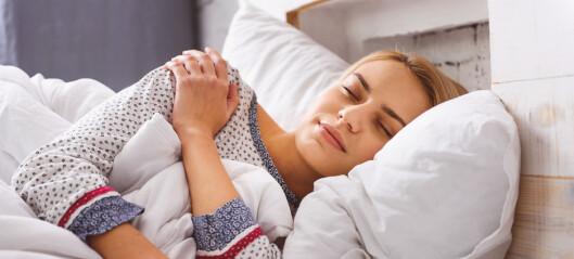 Våkner du ofte med tett eller rennende nese?