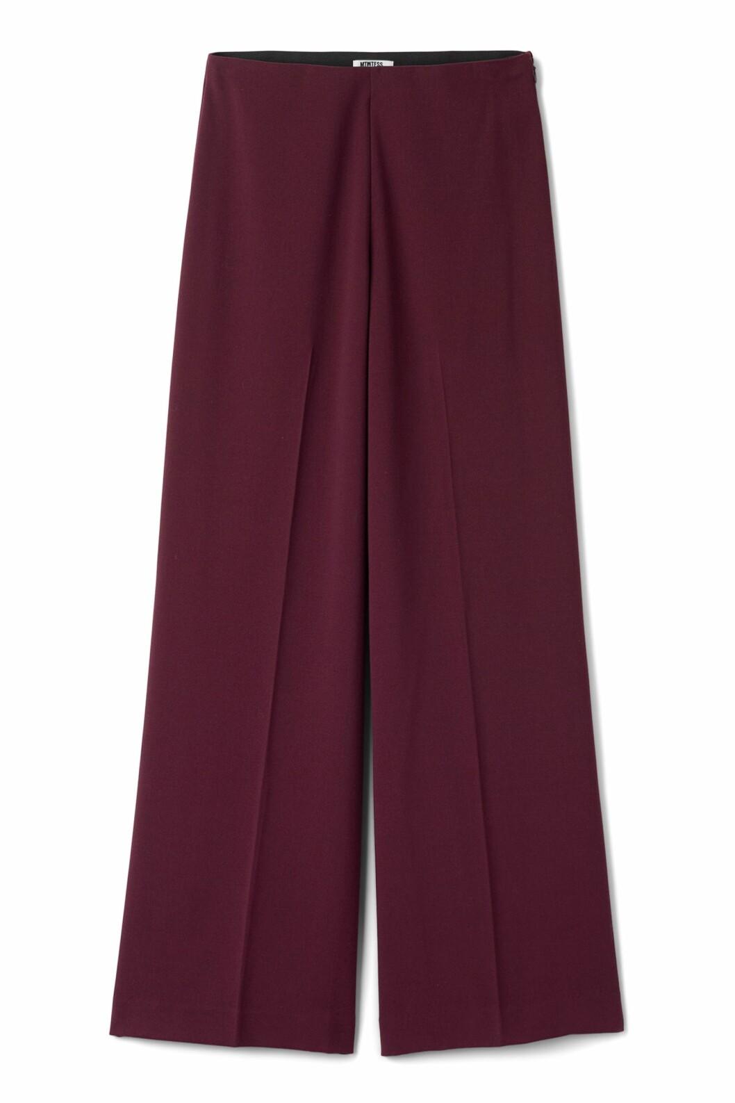 Bukse fra Weekday  500,-  http://shop.weekday.com/se/Womens_shop/New_Arrivals/Julia_trouser/1342358-14610943.1?image=1328240#c-49929