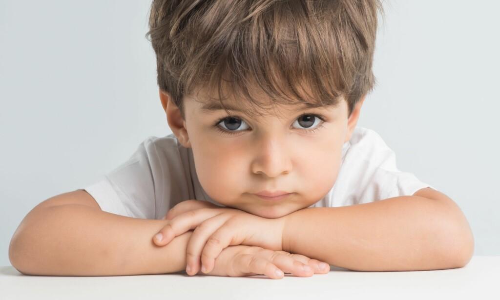 1a0df47b TRASSALDER: Trassalderen kan være slitsom for mange foreldre, men den har  også sine positive