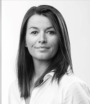 POSITIV TIL STUDIEN: Ragnhild Junge er ernæringsrådgiver og driver bloggen ragnhildjunge.no. Foto: Haakon Nordvik