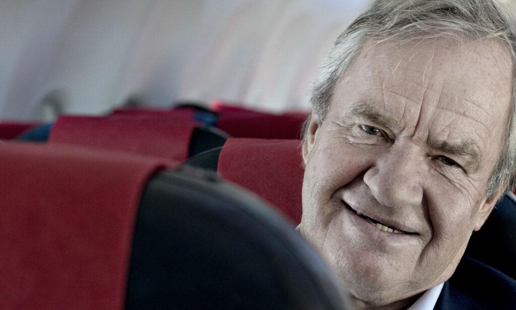 image: Norwegian: Kunne skapt 18 000 nye arbeidsplasser om vi fikk fly over Sibir