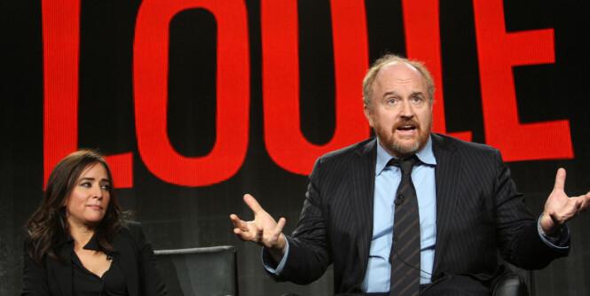 HBO trekker samarbeid med Louis C.K. etter trakasseringsanklager