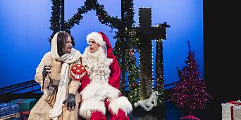 image: I Det Norske Teatrets julepresang til publikum finnes mange overraskelser