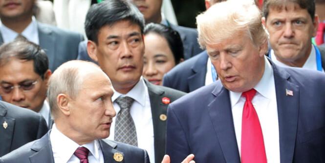 Tidligere etterretningssjefer mener Trump blir utnyttet av Putin og er en «fare» for USA