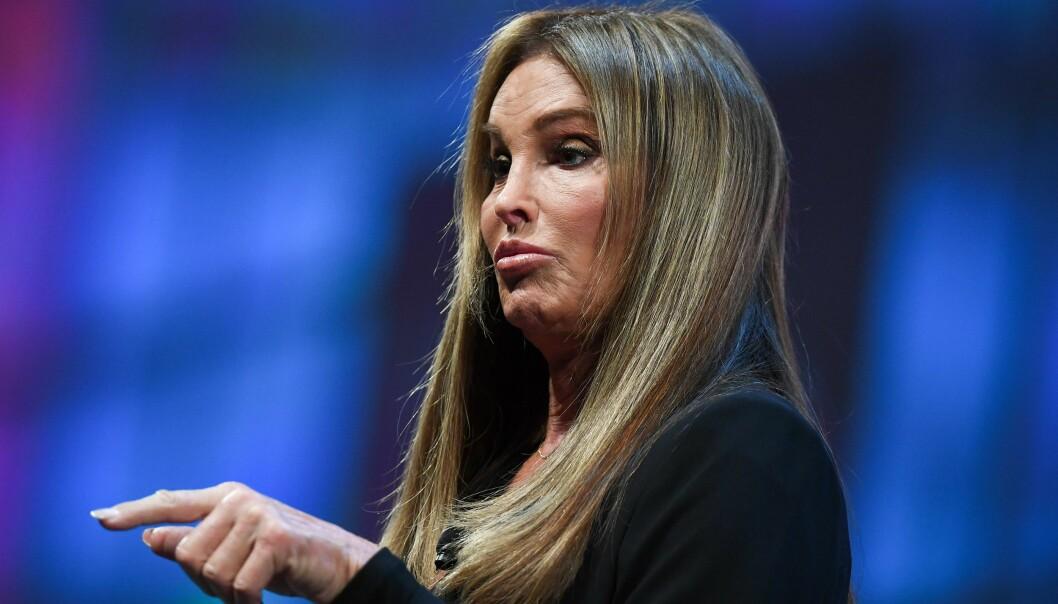 <strong>KLAR TALE:</strong> Caitlyn Jenner lar ikke beskyldingene fra Kim Kardashian stå ubesvart. Tidligere i uka ga hun tydelig uttrykk for at isfronten mellom henne og Kardashian-familien på ingen måte er borte. Foto: AFP / NTB Scanpix