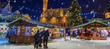 Julemarkedene åpner over hele Europa - her er noen av de beste