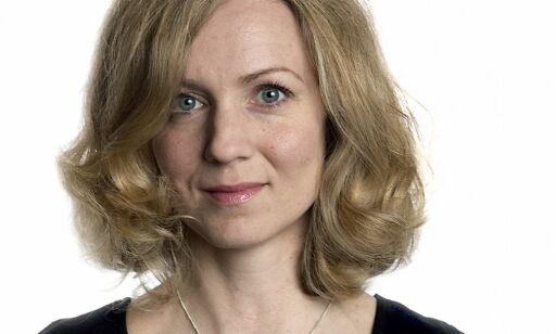 image: Gullpennen til Dagbladets Inger Merete Hobbelstad