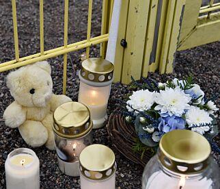 image: Treåring knivdrept på lekeplass i Finland