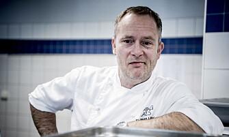 <strong>OPPGITT:</strong> Eirik Lillebø synes det er trist at det å bruke tid på å lage mat alltid skal fremstilles som noe negativt. Foto: Thomas Rasmus Skaug / Dagbladet