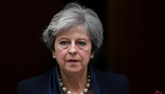 Storbritannias regjering: Parlamentet får stemme over endelig brexitavtale