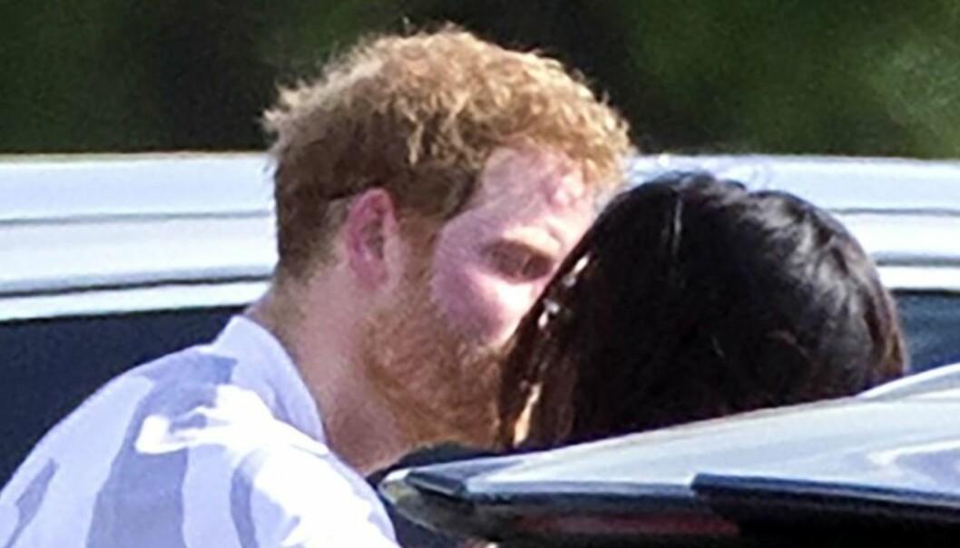 - Prins Harrys kjæreste har sagt opp TV-jobben