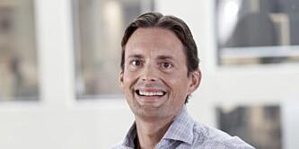 Kasper Gisholt, nettansvarlig for pensjon i Finansportalen. Foto: Ole Walter Jacobsen.