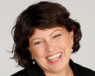 Kristin Ruud, kommunikasjonssjef i Pensjonistforbundet. Foto: Pensjonistforbundet.