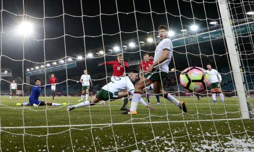 image: Ødegaard-magi da Norge rundspilte Irland