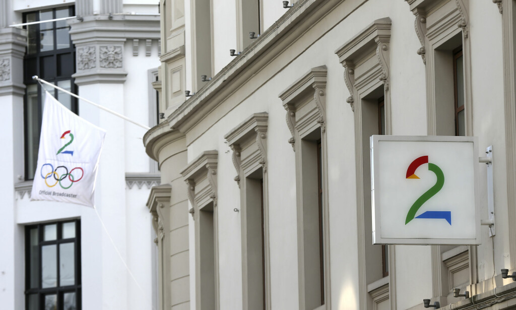 RYDDET OPP: TV 2 sier de har tillit til sportsredaktør Vegard Jansen Hagen. Foto: NTB Scanpix