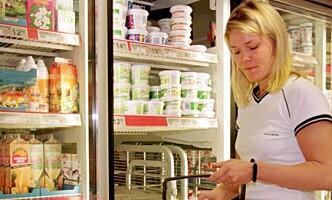 Mattilsynet: Fant feil på halvparten av melkeproduktene