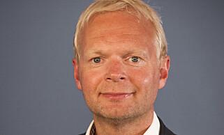 Sportsredaktør i TV 2: Vegard Jansen Hagen. Foto: TV 2