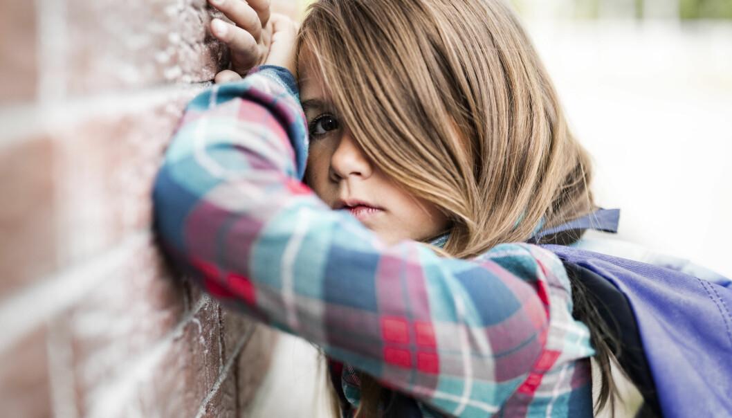 REAGERER PÅ BREV FRA SKOLEN: Foreldre har reagert på et skjema som ble brukt i utviklingssamtaler ved Kvam barneskole i Molde. Illustrasjonsfoto: NTBScanpix