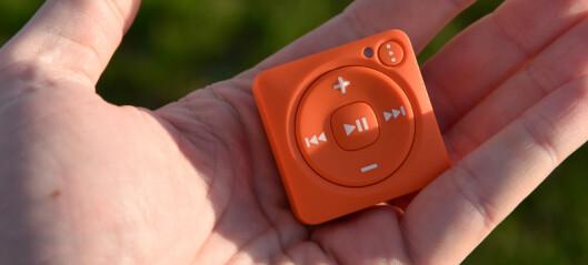 En slags iPod Shuffle – med Spotify