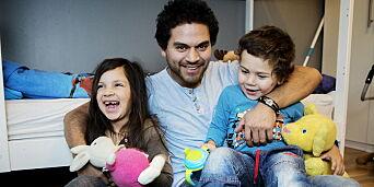 image: Oppskriften for å lykkes som aleneforelder