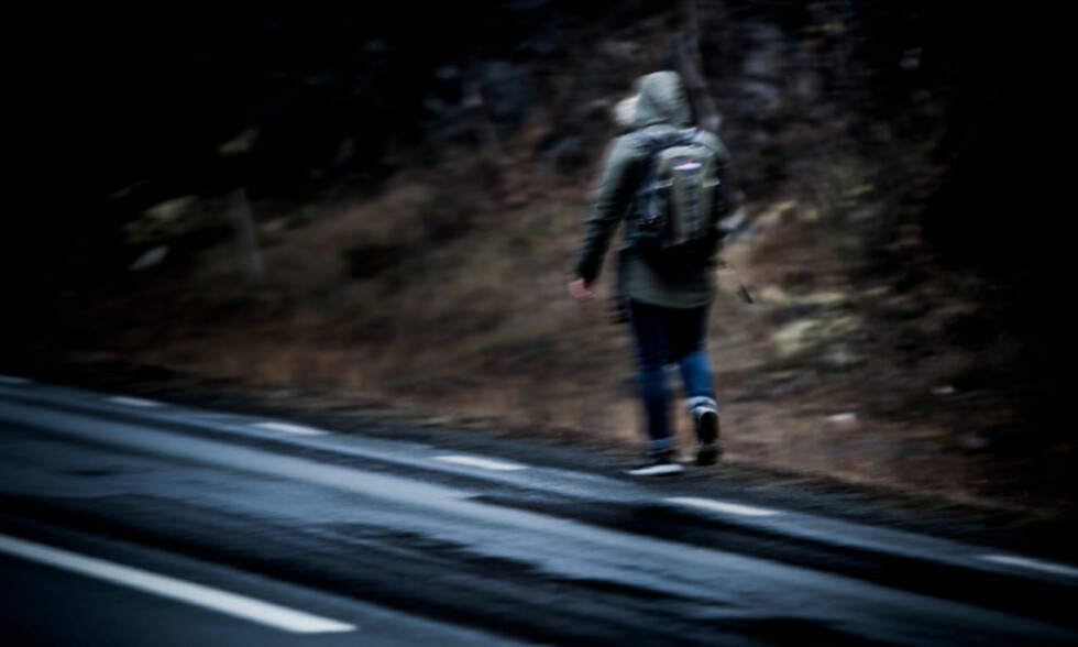 AVVENTER: Mange av de såkalte oktoberbarna tror nå at de kan komme tilbake til Norge for å få behandlet sakene sine på nytt. «Armin» er en av oktoberbarna, og har flyktet til Spania. Han har bestemt seg for å avvente for å skjønne hva Stortinget faktisk bestemte denne uka. Foto: Christian Roth Christiansen / Dagbladet