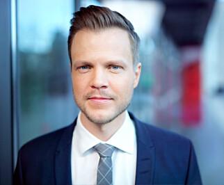 Harald Bjugstad-Holm, bærekraftsjef i Storebrand. Foto: CF Wesenberg/Kolonihaven.