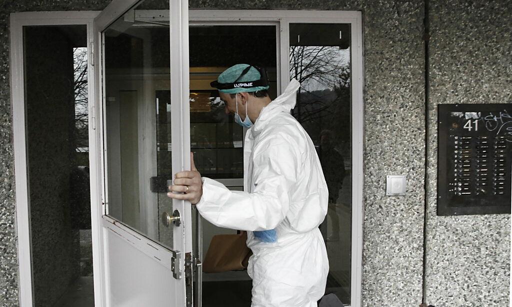 image: To menn tiltalt for å ha drept og partert en mann i Oslo