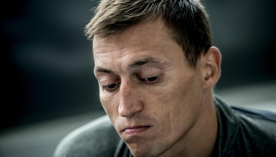 <strong>LANGT NEDE:</strong> Alexander Legkov er langt nede etter OL-utestengelsen, sier Markus Cramer. Foto: Thomas Rasmus skaug / Dagbladet