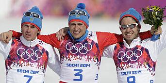 image: Den endelige avgjørelsen: CAS går mot IOC - Legkov frikjennes