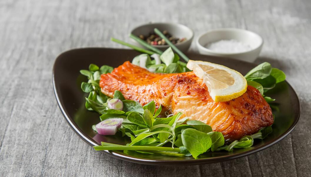 FISK: Omega 3 fra havet er bra for hjernen. FOTO: NTB Scanpix