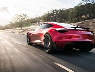 Tesla-avgiften vrakes i budsjettavtalen