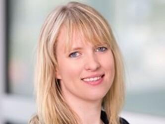 Julie Hæhre, kommunikasjonssjef i Hafslund Strøm AS. Foto: Hafslund.