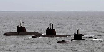 Ingen hørte fra ubåten med 44 om bord på to dager. Nå er den savnet