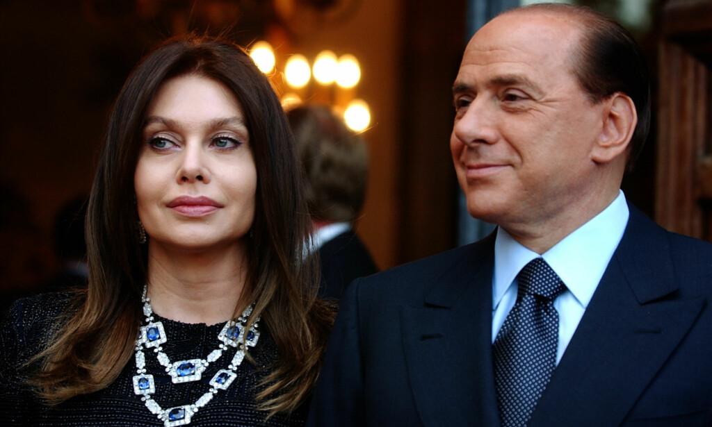 VANT I RETTEN. Berlusconis ekskone, Veronica Lario, er dømt til å tilbakebetale 580 millioner til den tidligere italienske statsministeren. Foto: NTB Scanpix.