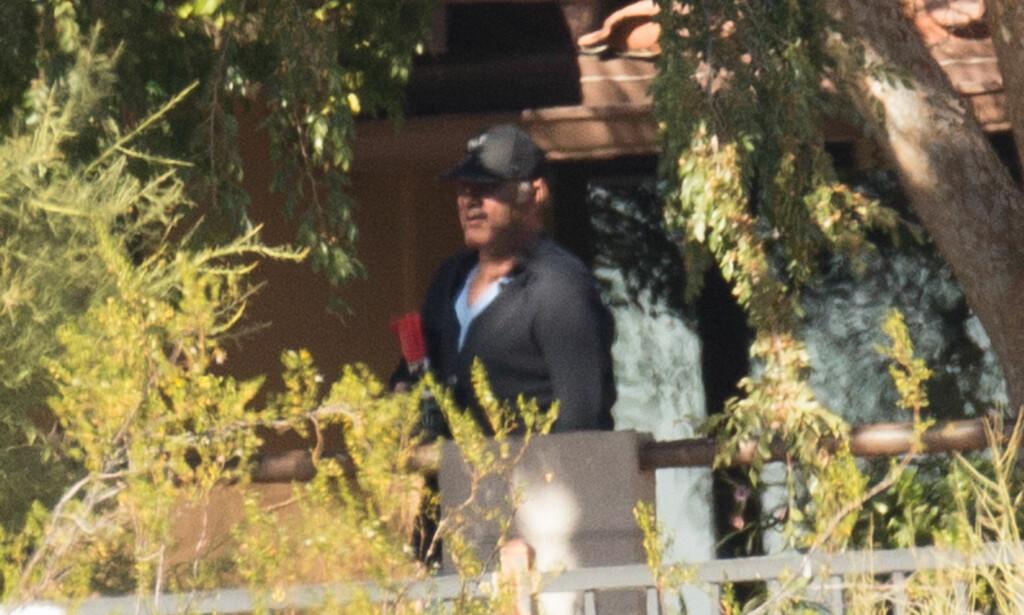 LUKSUSKLINIKK: Etter at beskyldningene mot ham ble kjent, har Kevin Spacey søkt ly på en luksus-klinikk i Arizona, som behandler blant andre sex-avhengige. Foto: NTB Scanpix