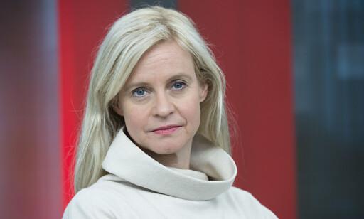 NYHETSREDAKTØR. Karianne Solbrække i TV2. Foto: Marit Hommedal / NTB scanpix