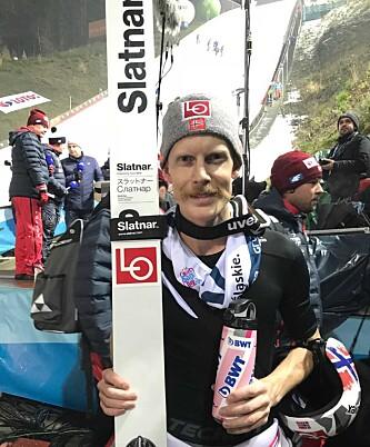 <strong>NORGES BESTE:</strong> Robert Johansson. Foto: Tore Ulrik Bratland