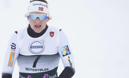 image: Suverene Fallas varsko til Stina Nilsson