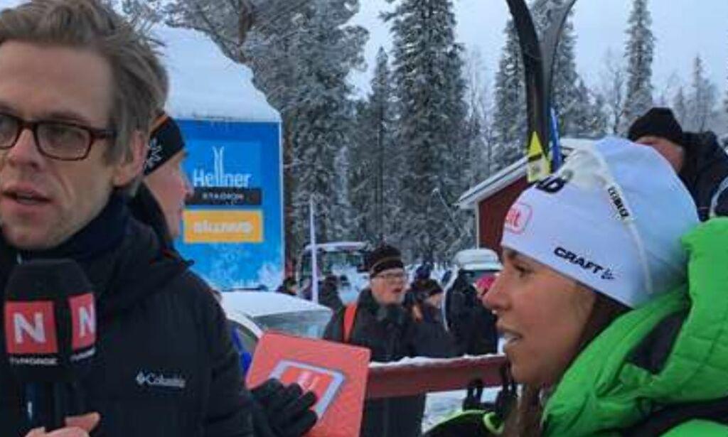 image: Kalla lurt trill rundt av norsk «reporter»