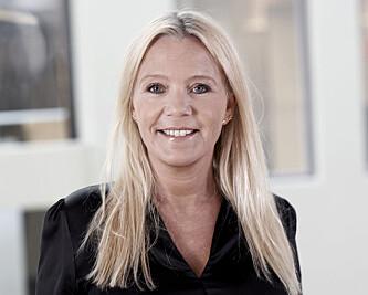 Hilde Uthaug, nettansvarlig for strømpris.no. Foto: Ole Walter Jacobsen.