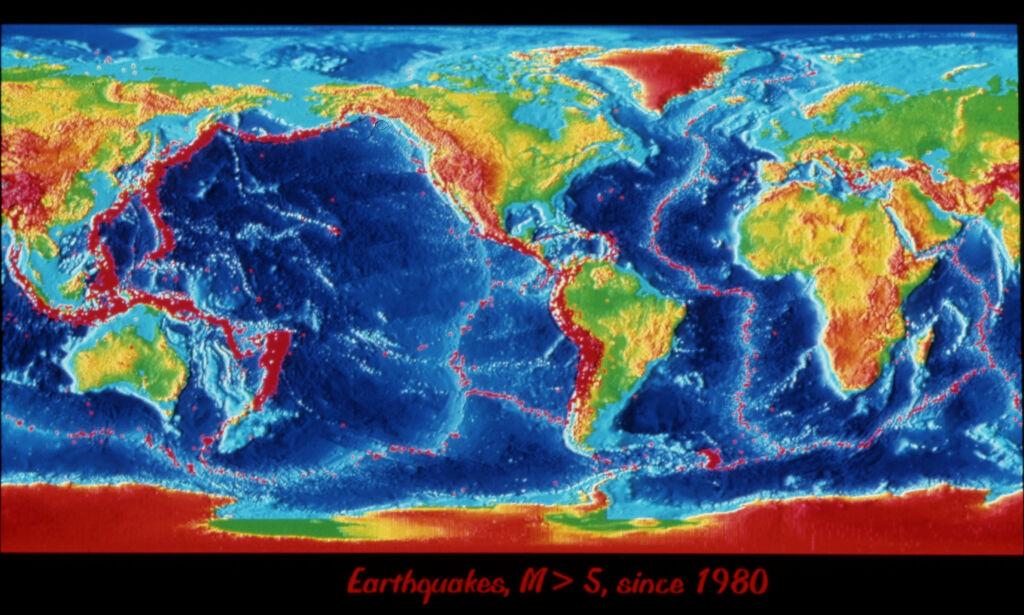 image: Forskere advarer om flere jordskjelv i 2018 fordi jordrotasjonen bremser opp