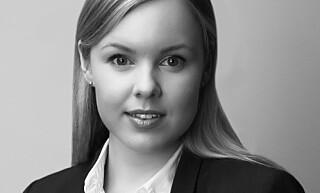 BEKREFTER KLAGEN: Advokatfullmektig Lisa Eian, på vegne av Islamsk Råd Norge. Foto: Pressefoto