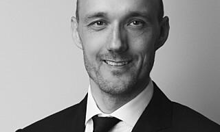 ADVOKAT: Advokat for Islamsk Råd Norge, Andreas Søreng Høiby. Foto: Pressefoto